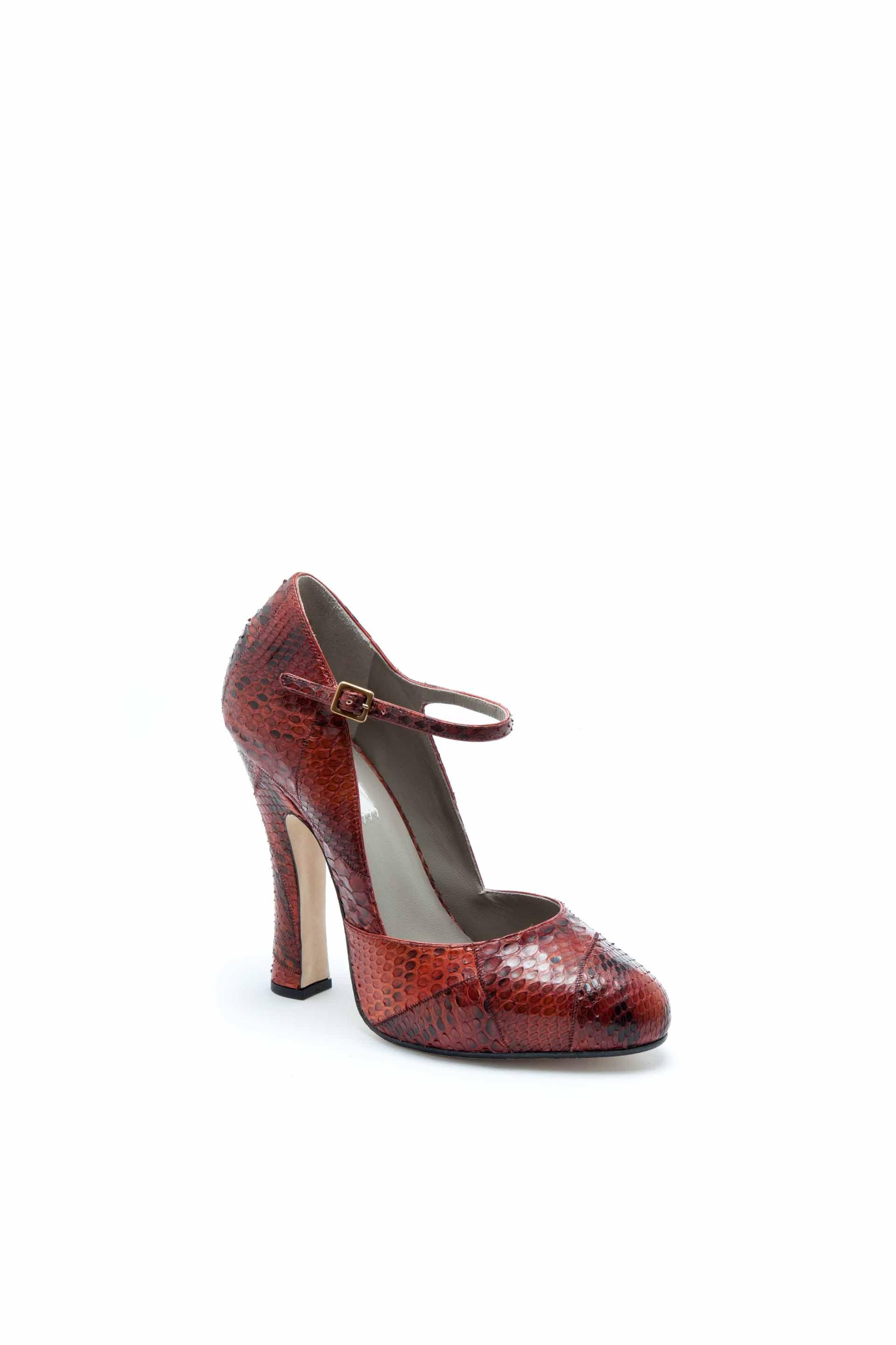 Marc Jacobs Python Mary Jane Pumps clearance online official site sast online purchase 2015 cheap price eJg8gnLHP