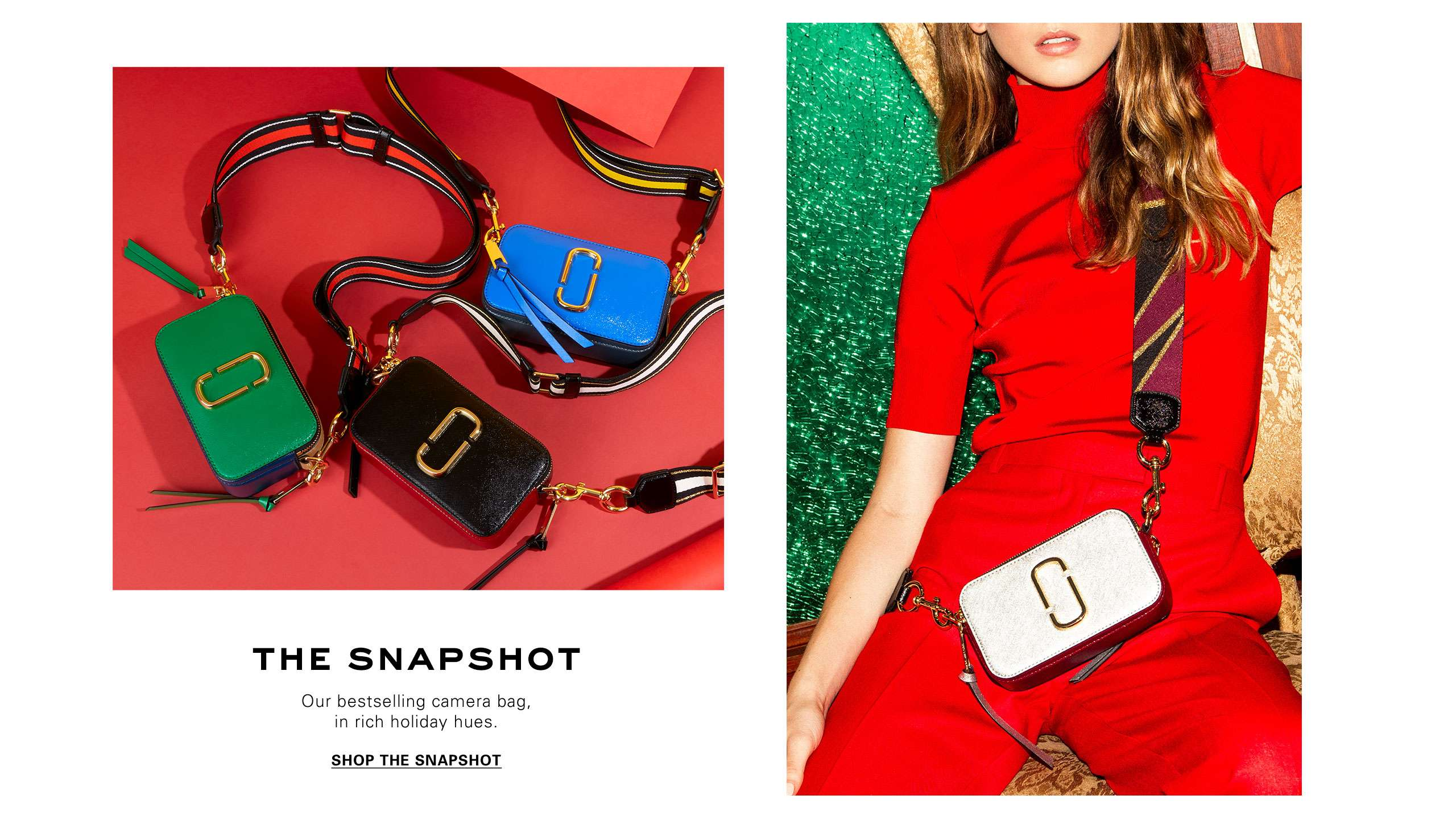 Marc Jacobs Official Site Sepatu Boot Wanita Rc316 The Holiday Bag Guide Snapshot