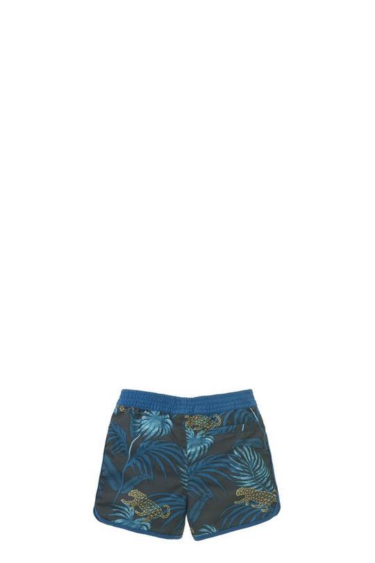 Printed Surfer Shorts