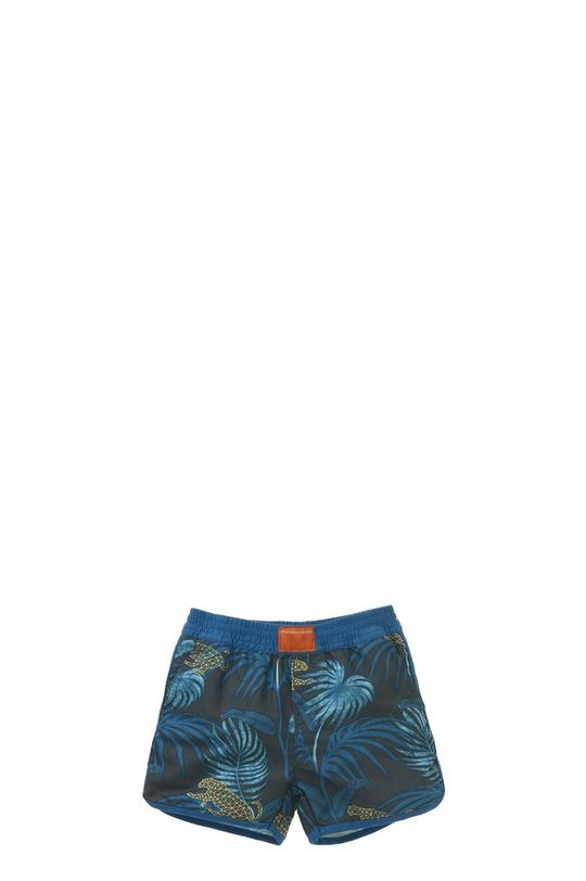 Printed Surfer Shorts