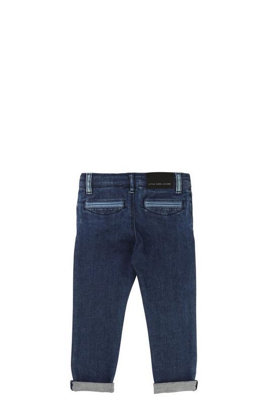 Cotton Demin Trousers