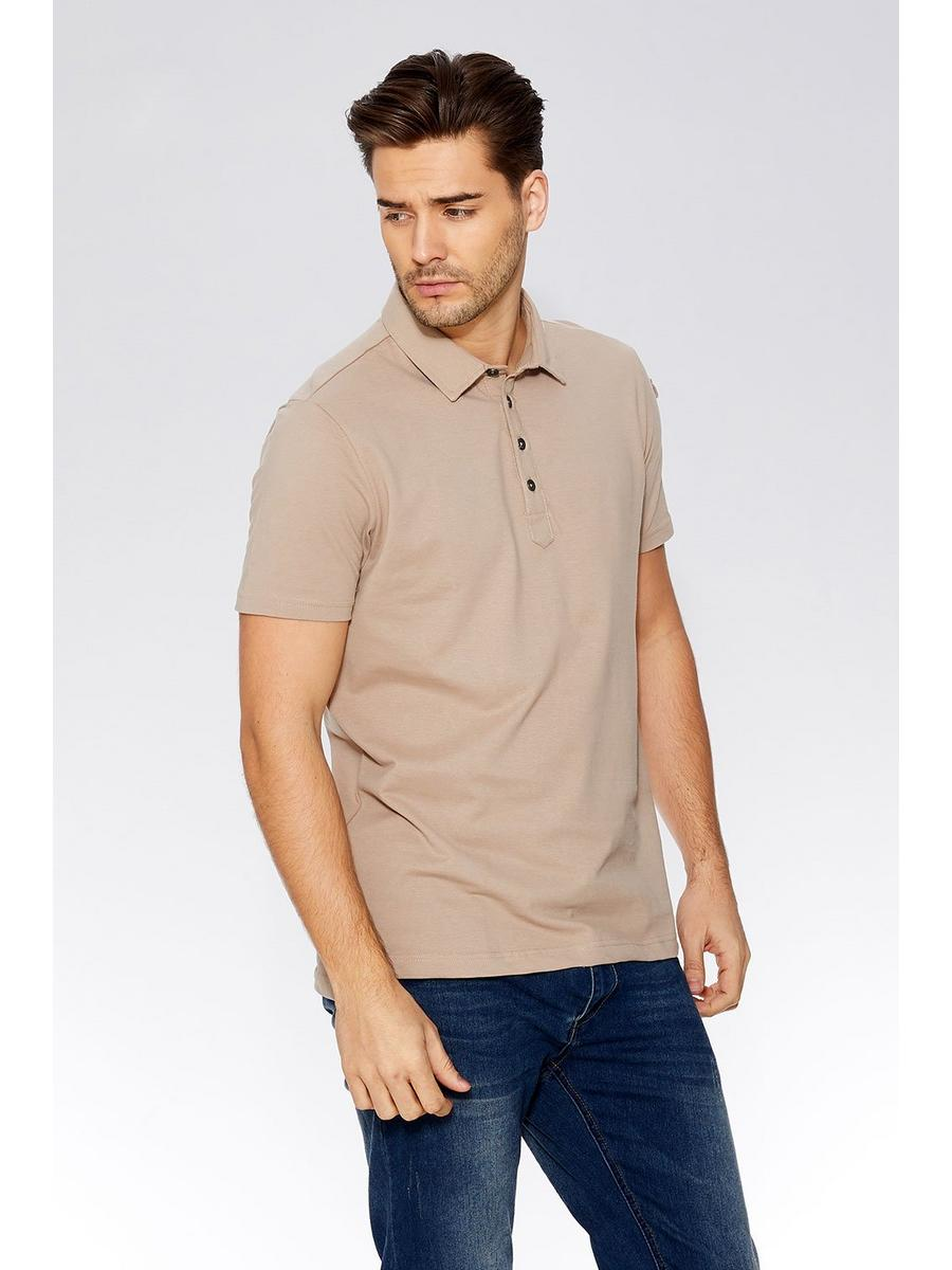 Stone Pocket Sleeve Polo Shirt