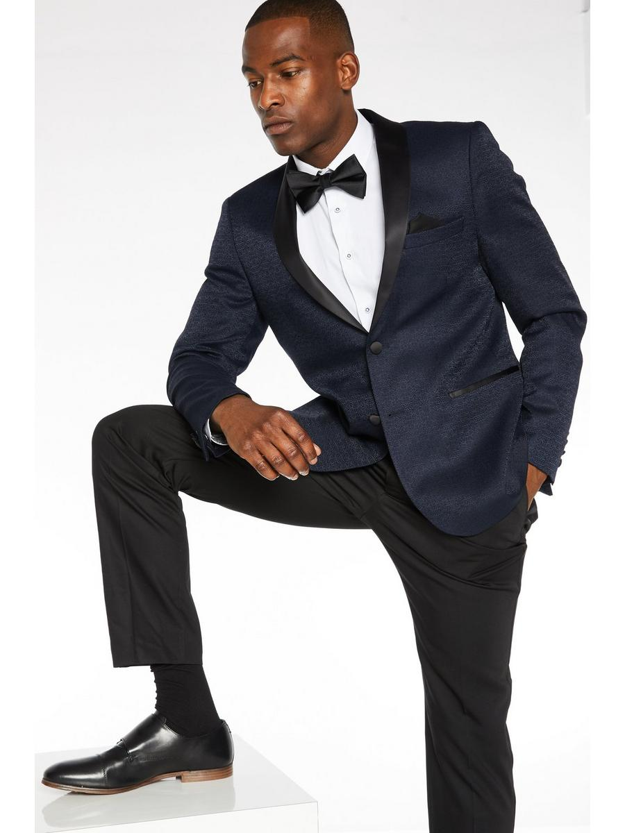 Tux Jacket In Navy