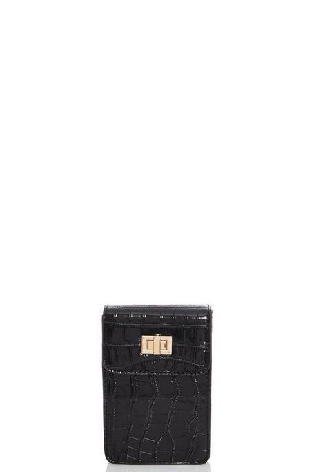 Black Micro Bag