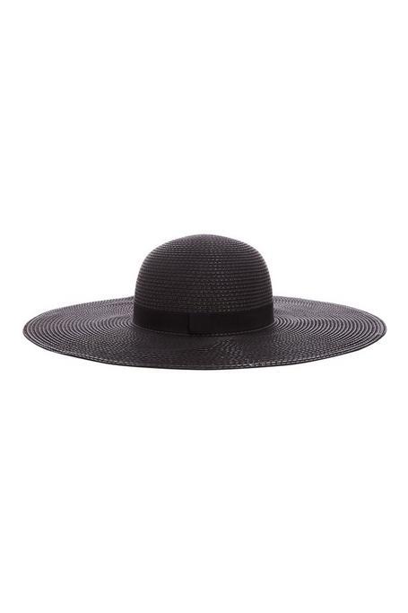 Sombrero Negro de Playa
