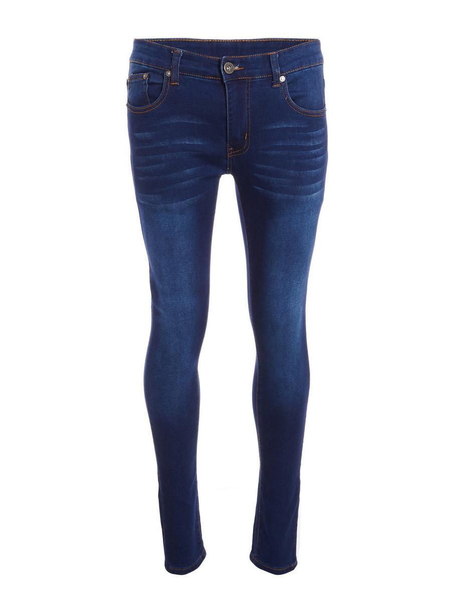 Skinny Fit Jean in Dark Wash