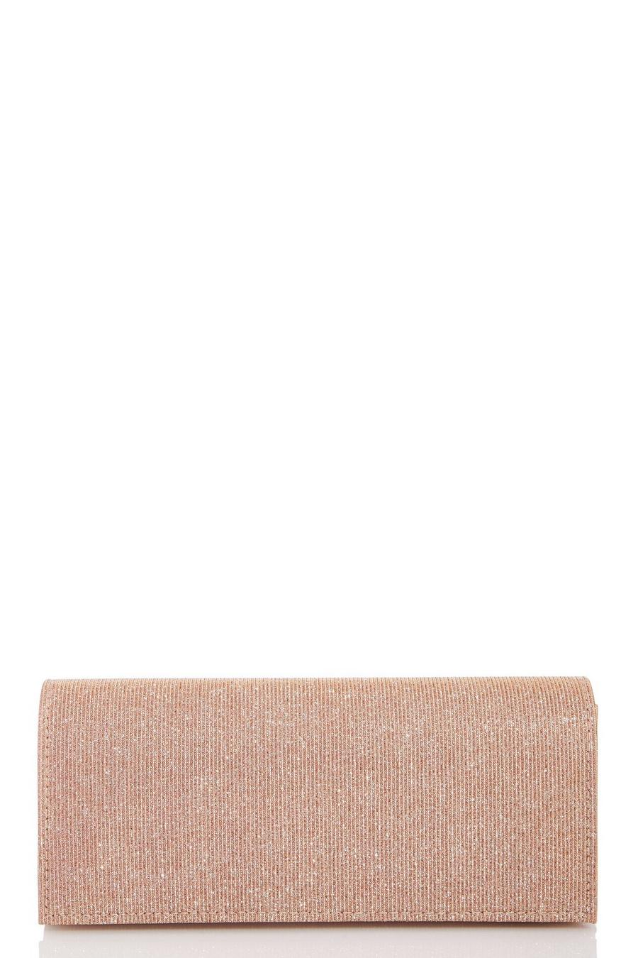 quality first 50-70%off half price Rose Gold Clutch Bag