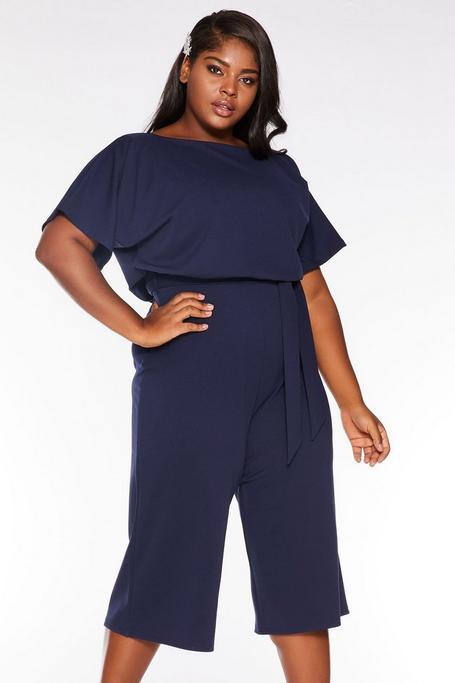 Mono Curve Culotte Azul Marino