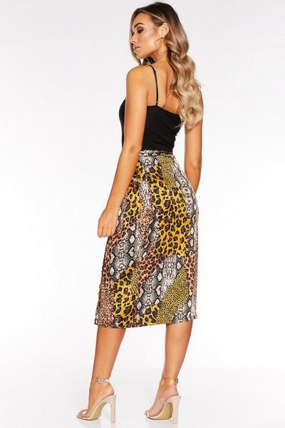32487ee0909 Skirts: Mini, Midi, Skater & Denim | QUIZ Clothing