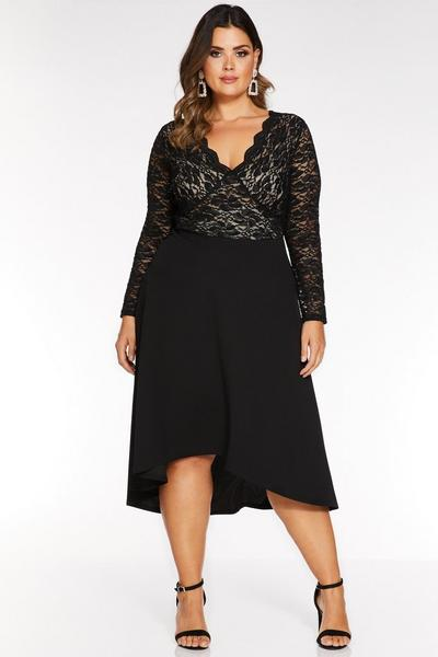 Plus Size Dresses for Women | QUIZ Clothing