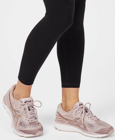 Asics Gel Cumulus 21 Running Trainers, Velvet Rose Pink | Sweaty Betty
