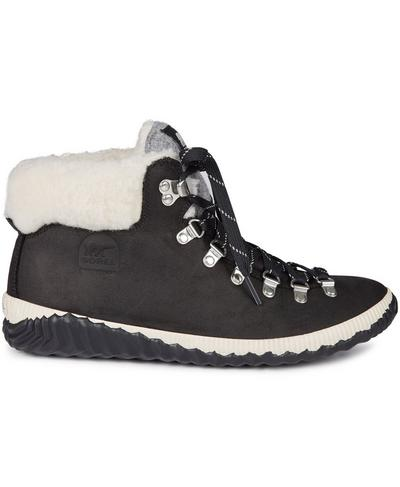 Sorel Out N About Plus Conquest Boot, Black | Sweaty Betty