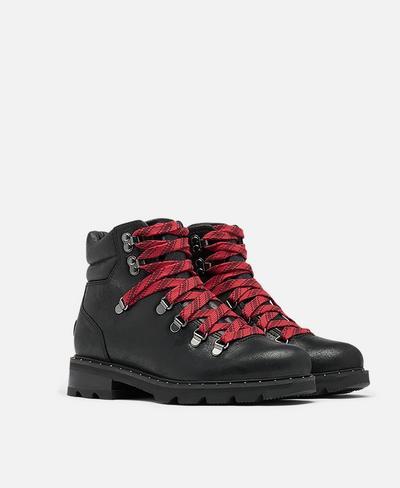 Sorel Lennox Hiker Walking Boots, Black | Sweaty Betty