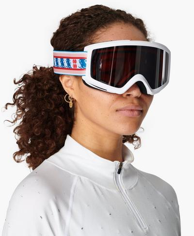 Anon Helix 2 Sonar Goggles, Multi | Sweaty Betty