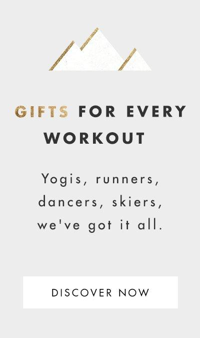 Gifts By Activity