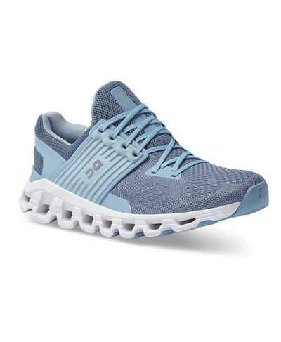 On Running Cloud Swift Sneakers, BLUE | Sweaty Betty