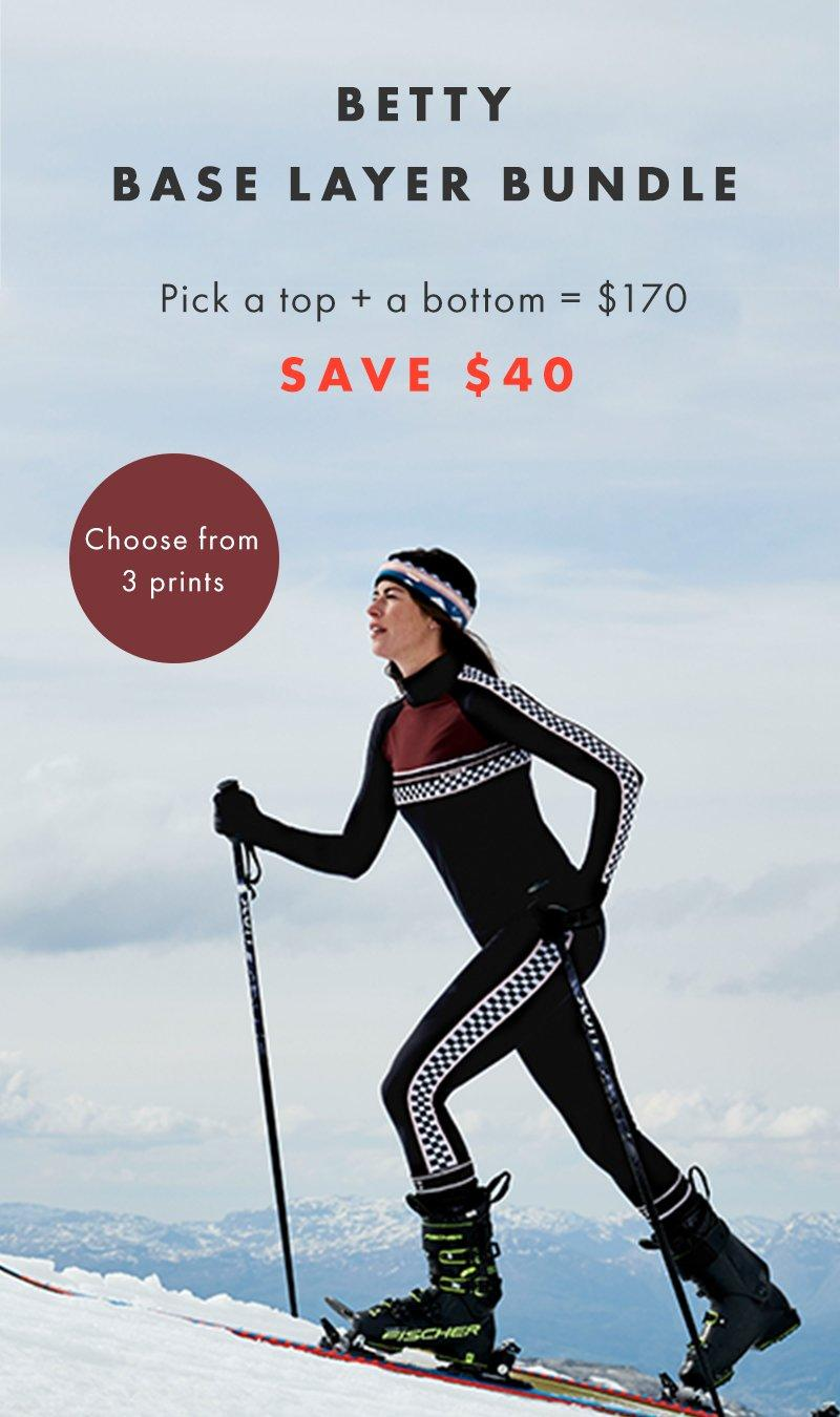 Betty Ski Base Layer Image US