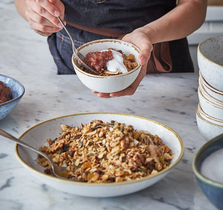 Deliciously Ella's Plant Power Granola