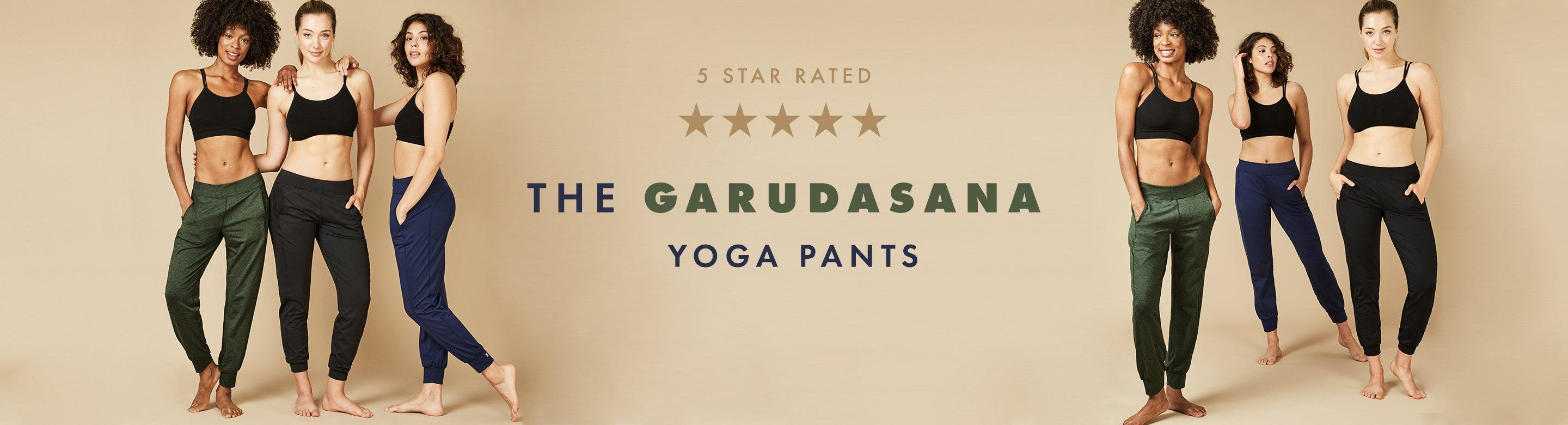 Garudasana Yoga Pants
