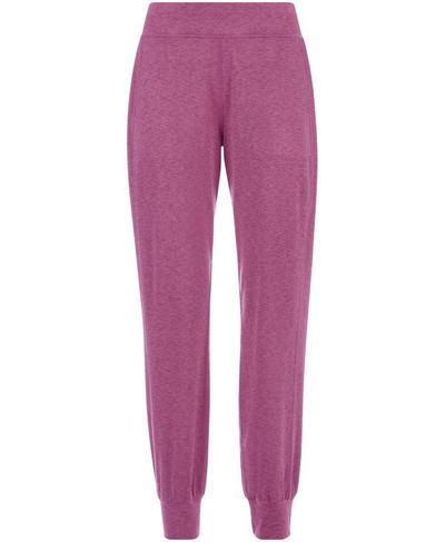 Gary Yoga Pants, Moonrock Purple Marl   Sweaty Betty