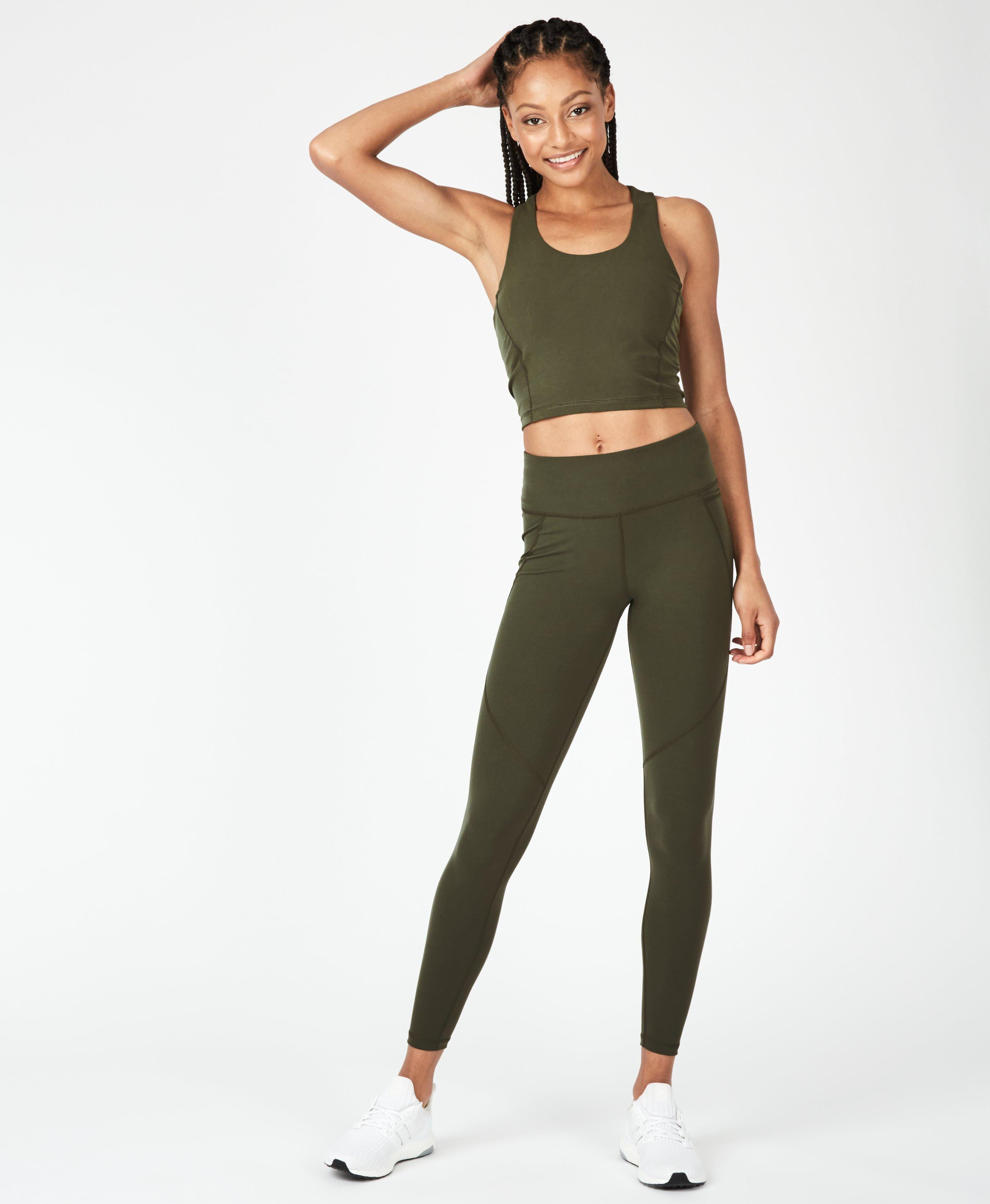 Power Olive Set,  | Sweaty Betty