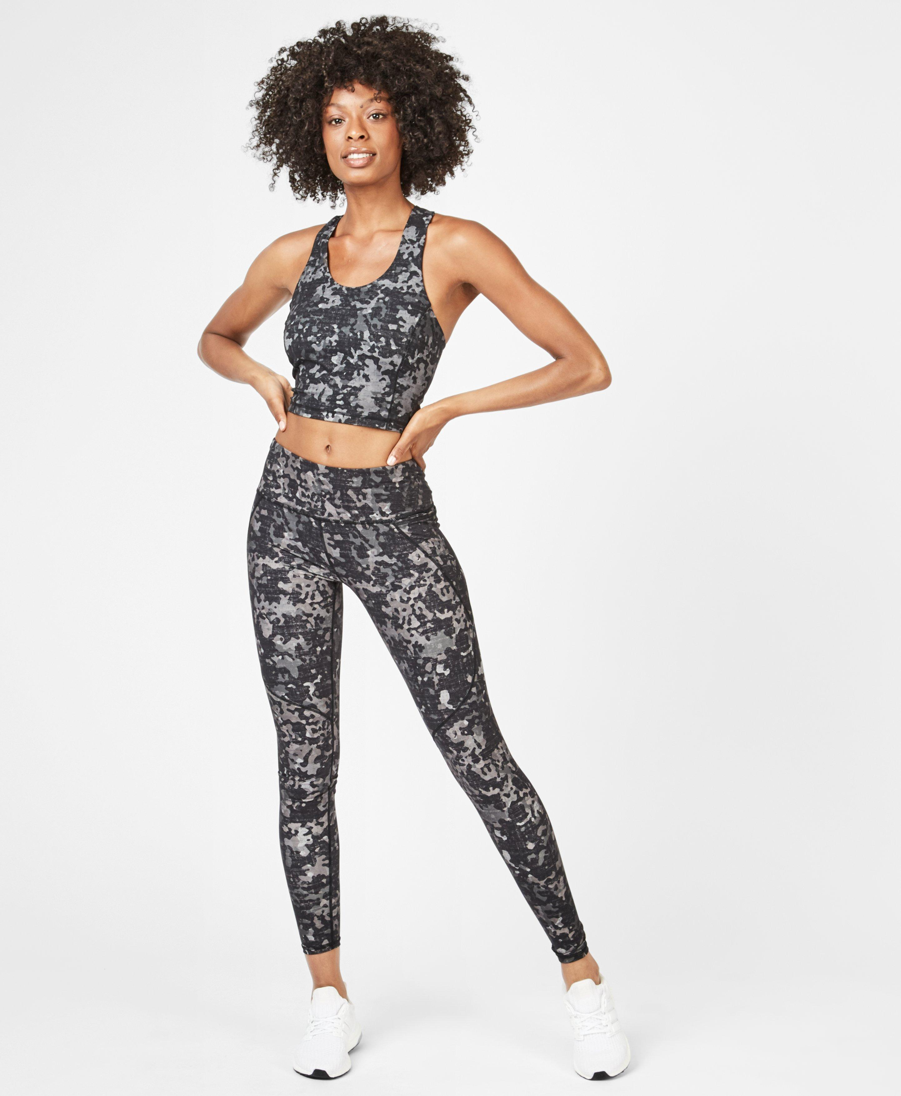 Power Monotone Camo Set,  | Sweaty Betty
