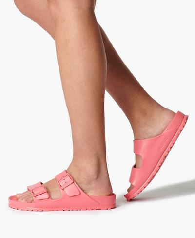 Birkenstock EVA Arizona Sandals, Watermelon | Sweaty Betty