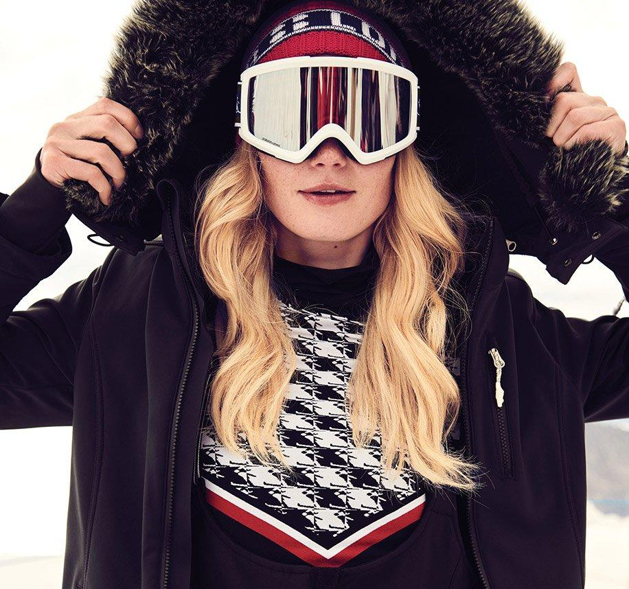 Effective Layering For The Ski Slopes