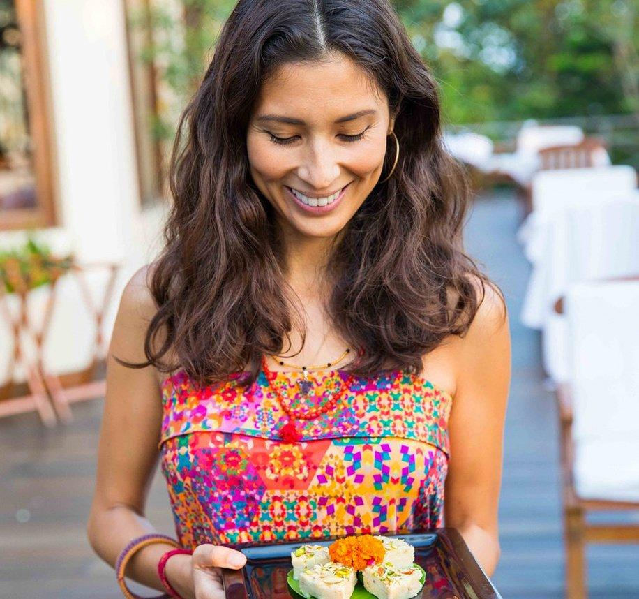 Five Minutes With Jasmine Hemsley