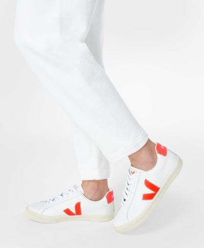 Veja Esplar Leather Sneakers, Multi | Sweaty Betty
