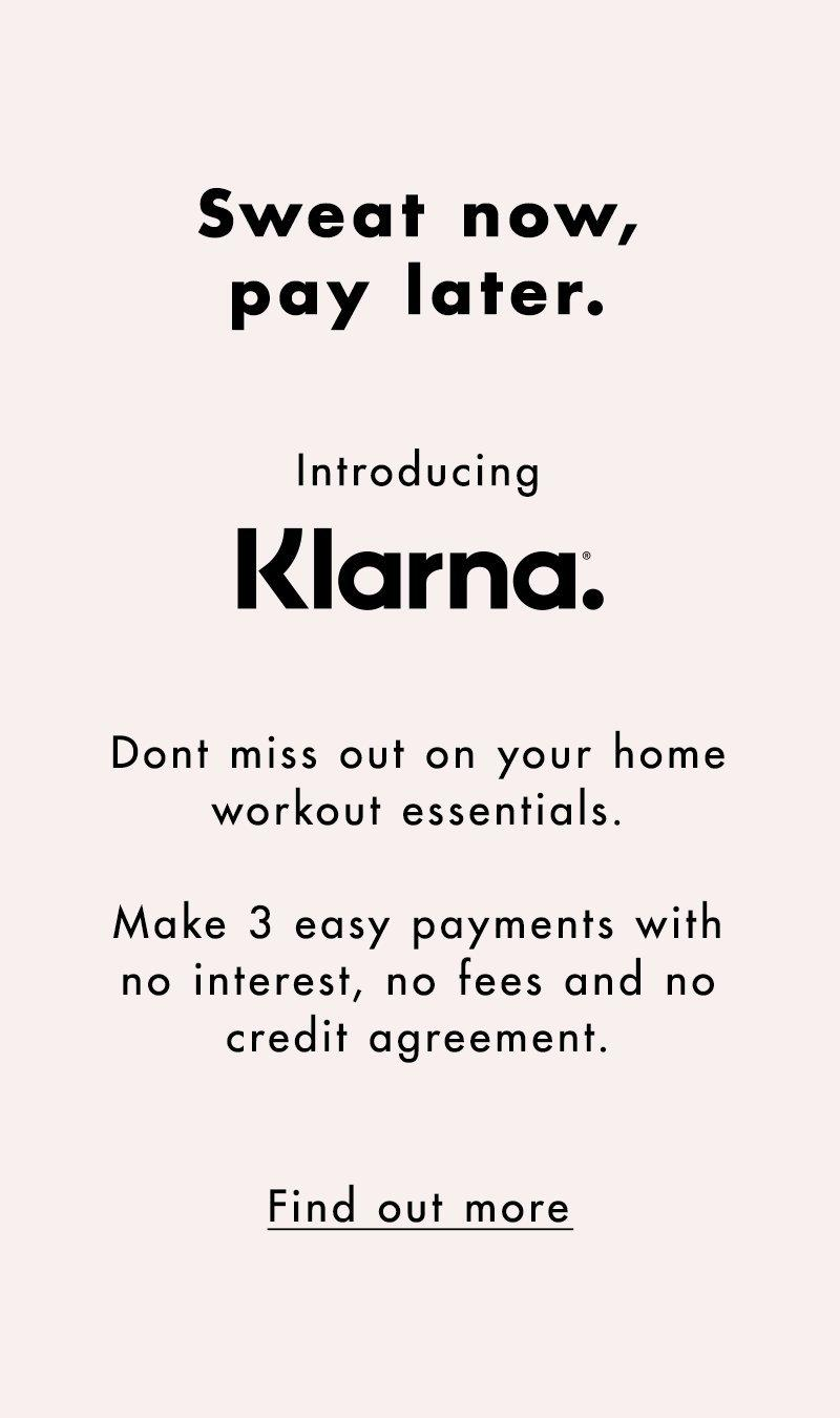 Klarna Pay in 3