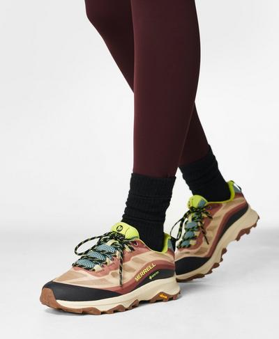 Merrell Moab Speed Shoes, Multi | Sweaty Betty