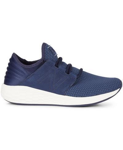 New Balance Fresh Foam Cruz Sneakers, Dark Navy | Sweaty Betty