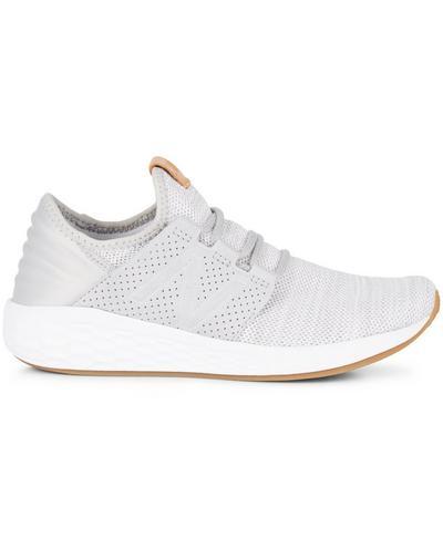New Balance Fresh Foam Cruz Sneakers, Silver Grey | Sweaty Betty