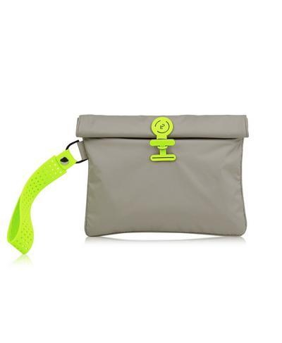 La Pochette Wet Bag Small, Grey | Sweaty Betty