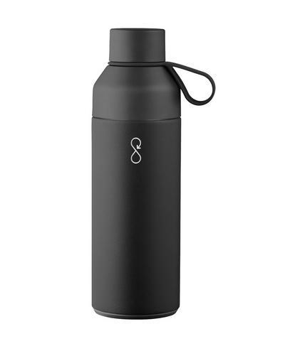 Ocean Bottle, Black | Sweaty Betty