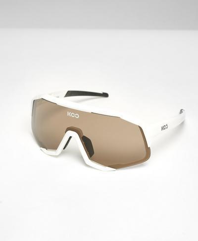 KOO Demos Sunglasses, White | Sweaty Betty