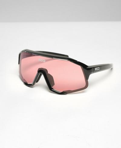 KOO Demos Sunglasses, Black | Sweaty Betty