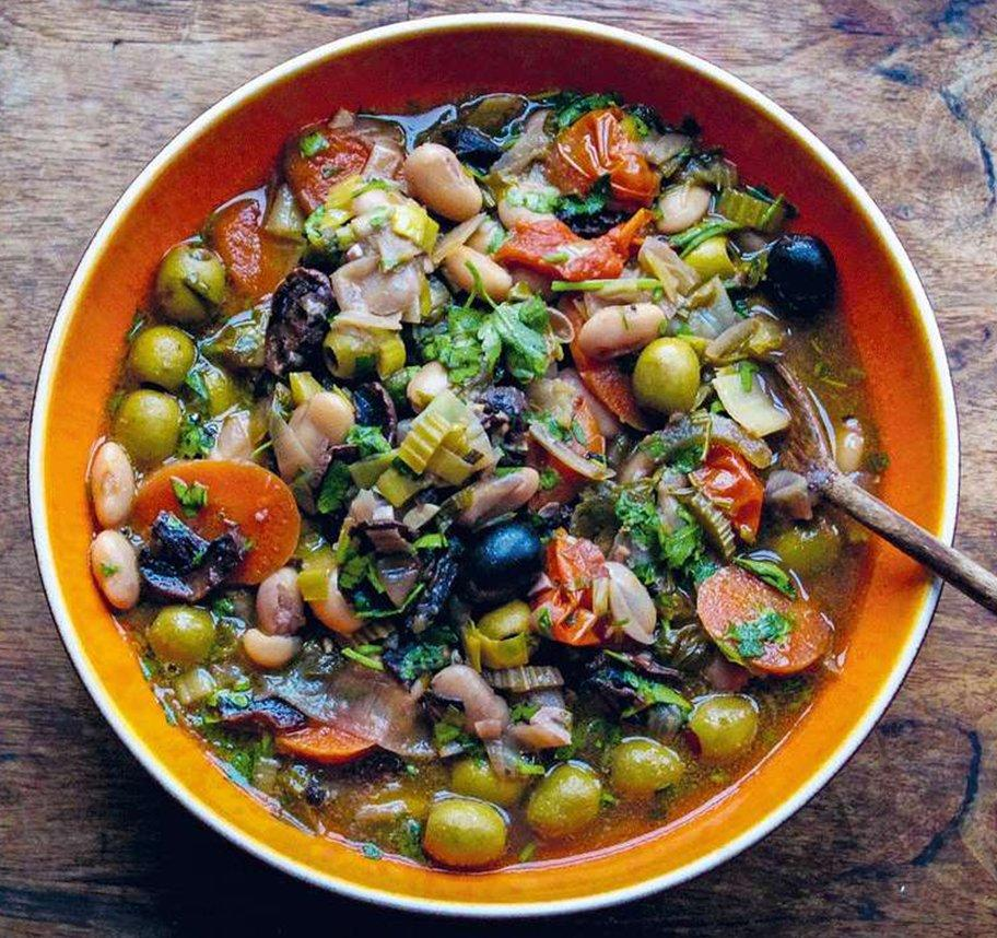 Down-To-Earth One Pot Stew