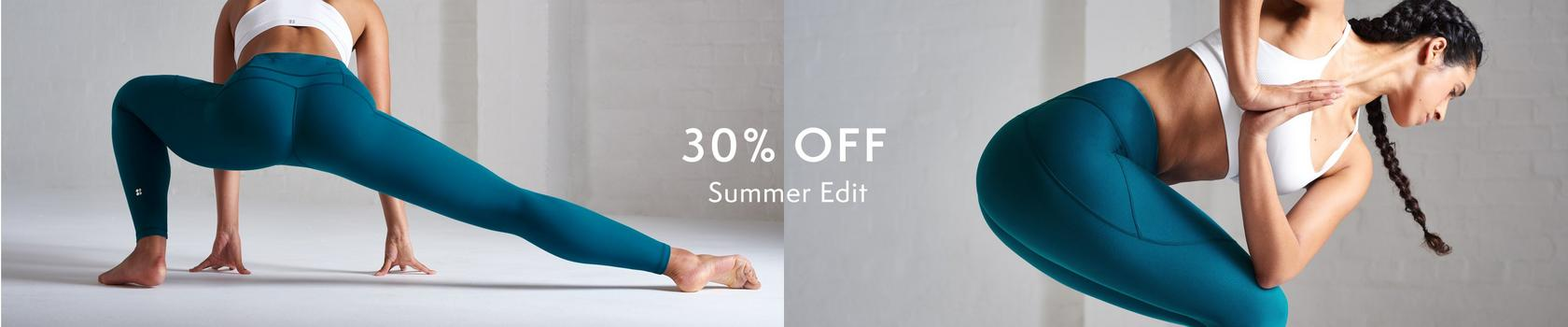 30% off summer edit