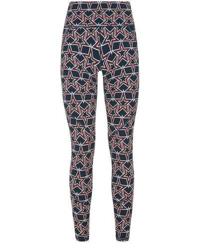Power 7/8 Leggings, Graphic Star | Sweaty Betty
