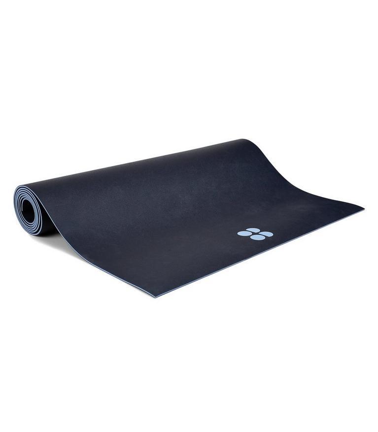 Super Grip Yoga Mat Beetle Blue A Women S Yoga Mats