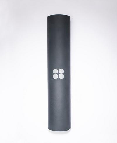 Super Grip Yogamatte, Slate | Sweaty Betty