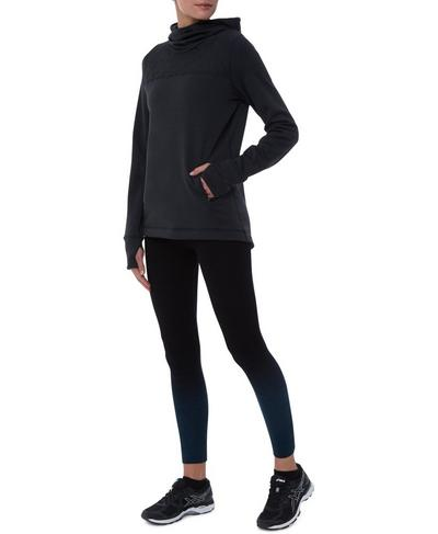 Glissade Polartec Thermal Long Sleeve Top, Grey | Sweaty Betty