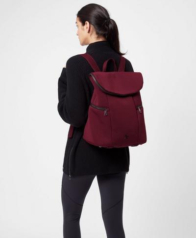 All Sport Backpack, Oxblood | Sweaty Betty