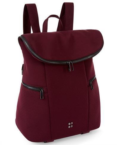All Sport Backpack, Oxblood   Sweaty Betty