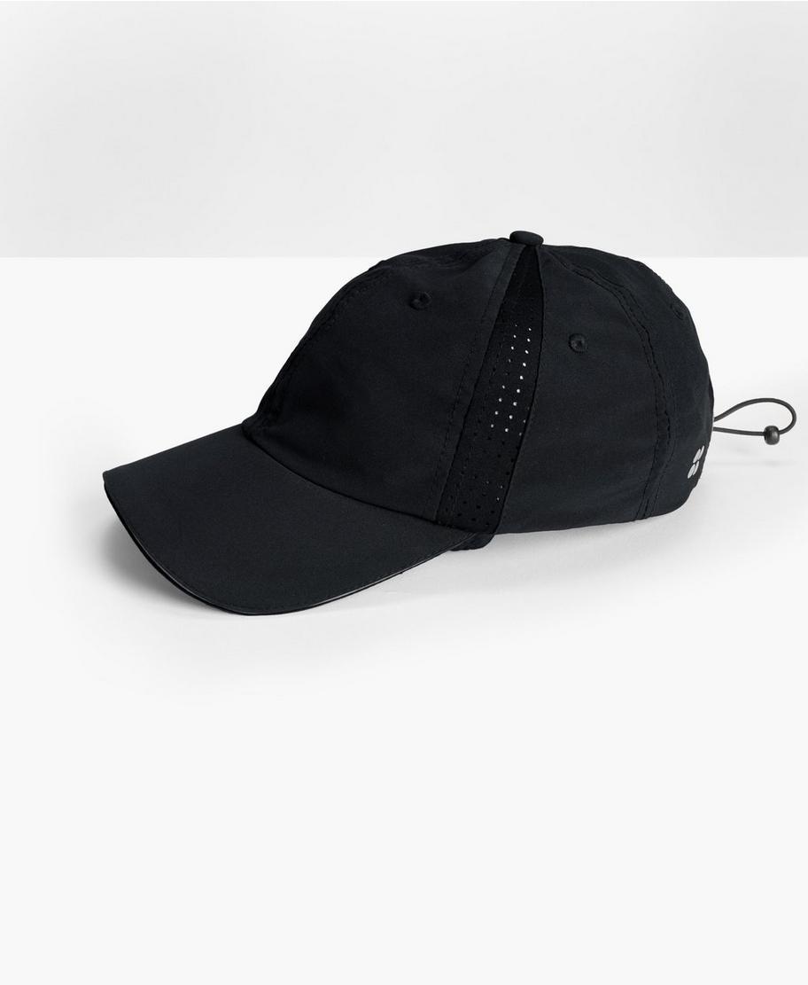7dcd7ad0 Swiftie Run Cap - Black | Women's Hats & Headbands | Sweaty Betty