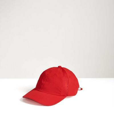 Swiftie Run Cap, Cardinal Red | Sweaty Betty