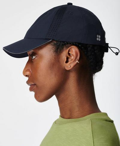 Swiftie Running Cap, Navy Blue | Sweaty Betty