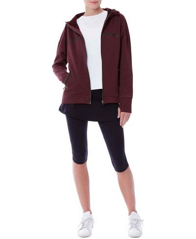 All Good In The Hoodie, Oxblood | Sweaty Betty